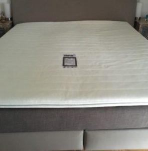Matratzenauflage Doppelbett Topper