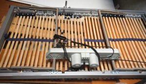 motor Lattenrost
