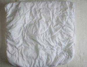 wasserdichte Matratzenauflage für Kindermatratzen
