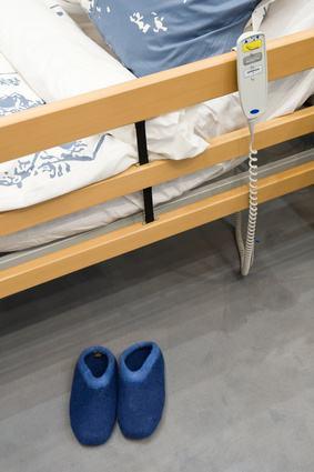 Fernbedienung Pflegebett