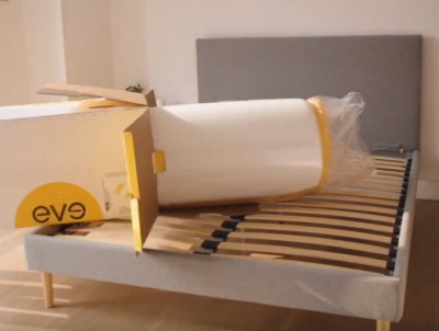 Eve Mattress test