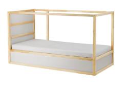 IKEA Kura Bett Matratzen Testbericht