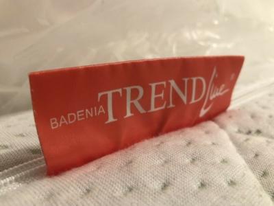 Trendline Badenia test
